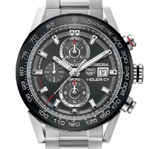 TAG Heuer Carrera Calibre Heuer 01 Automatic Chronograph 100 M