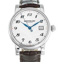 Montblanc Watch Star Steel 107315