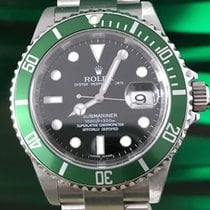 Rolex Submariner Date Ref. 16610 LV NOS M-Serie/Box/Papers...
