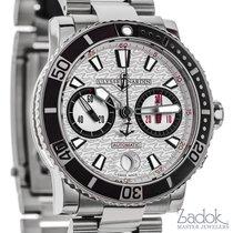 Ulysse Nardin Maxi Marine Chronograph Diver Automatic Watch...