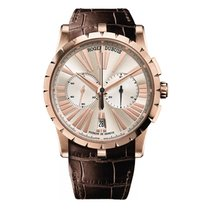 Roger Dubuis Excalibur 42 Rose Gold Chronograph