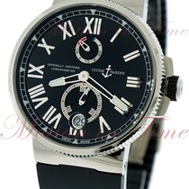 Ulysse Nardin Maxi Marine Chronometer Manufacture, Black Dial...