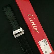 Cartier Strap + Buckle Steel for Santos 100 XL 23mm
