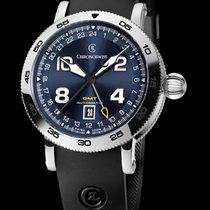 Chronoswiss TIMEMASTER GMT - 100 % NEW - FREE SHIPPING