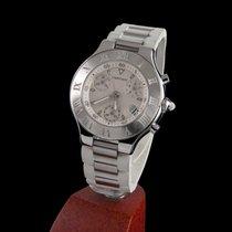 Cartier must 21 chronoscap quartz