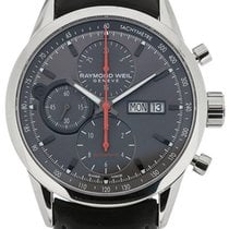 Raymond Weil Freelancer 42 Automatic Grey Dial