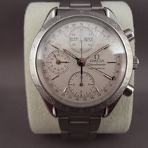 Omega Speedmaster Chrono Triple Date Automatic / 39mm