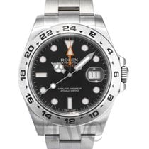 Rolex Explorer II Black/Steel Ø42 mm - 216570