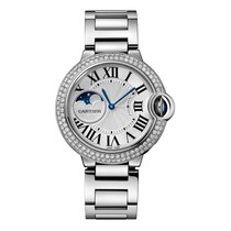 Cartier Ballon Bleu Automatic Ladies Watch Ref WJBB0026