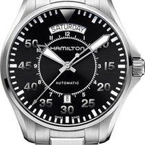 Hamilton PILOT DAY DATE AUTO H64615135 Herren Automatikuhr...