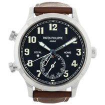 Patek Philippe Calatrava Pilot Travel Time 5534G-001
