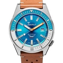 Squale Matic 60 ATM Blue