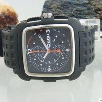 Dolce & Gabbana Square Chronograph Herren-uhr Dw0362