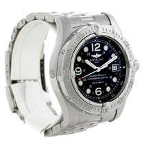 Breitling Aeromarine Superocean Steelfish Watch A17390