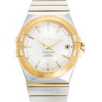 Omega Watch Constellation Chronometer 123.20.35.20.02.002