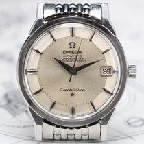 Omega Constellation 168.005  CAL 561 1963  Vintage Watch in Steel