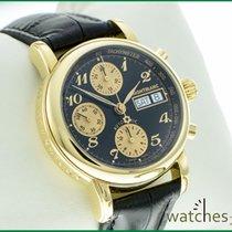 Montblanc Meisterstück Chronograph GOLD