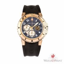 Harry Winston Project Z2 Ocean Diver 410/MCA44RZC.A