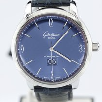 Glashütte Original Senator Sixties Blue Panodate W239470602...