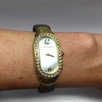 David Yurman 18k Solid Yellow Gold Ladies Watch W/ Factory...