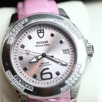 Tudor Prince Date Classic Diamond Bezel 79440