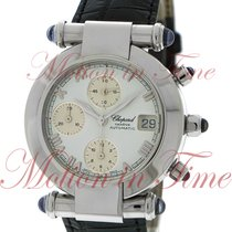 Chopard Imperiale Chronograph 37mm, White Dial - Stainless...