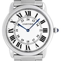 Cartier Solo Ronde Men's/Ladies 36mm Stainless Steel...