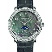 Patek Philippe 4968G-001 Complications Ladies Moon Phase...