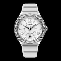 Piaget [NEW] Polo FortyFive Lady White G0A35014 (Retail:CHF32000)