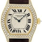 "Cartier Diamond ""Tortue Paris"" Privee Collection..."