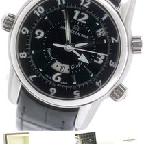 Maurice Lacroix Masterpiece MP6388 Réveil Globe GMT Stainless...