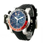Graham GMT Oversize Chronofighter Red and Black Bezel