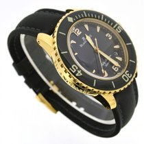 Blancpain Fifty Fathoms Rosé Gold Rosegold Pink Gold