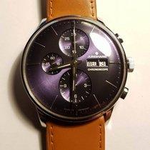 Junghans Chronoscope – men's wristwatch
