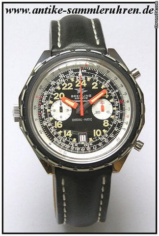 Breitling Cosmonaute Navitimer Automatik