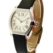 Cartier WE500260 Ladys Roadster - Diamond Set Bezel and Crown...
