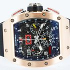 Richard Mille RM 011 Rose Gold & Titanium