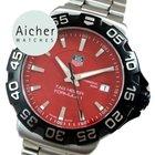 TAG Heuer top condition formula 1 quartz men´s red dial