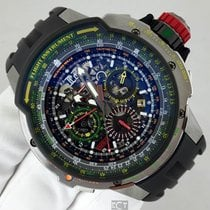 Richard Mille Automatic Aviation E6-B Flyback Chronograph...