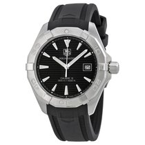 TAG Heuer Aquaracer Automatic Black Dial Steel Men's Watch