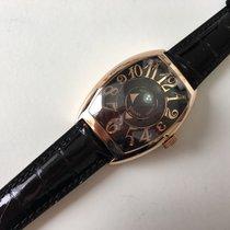 Franck Muller 8880 DOUBLE MYSTERY Rose Gold