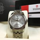 Tudor Cally - 56000 Classic Date-day Steel Silver Dial [NEW]