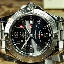 Breitling Colt GMT Automatic with Black Dial