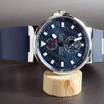 Ulysse Nardin 1846 Maxi Marine Chronometer Blue Wave Dial