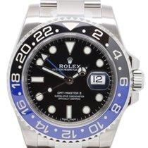 Rolex GMT black and blue 116710 BLNR