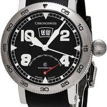 Chronoswiss TimeMaster Time Master Retrograde Day CH-8143-BK