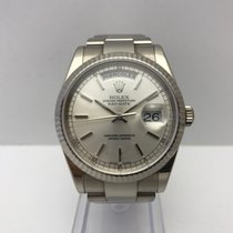 Rolex Day-Date White Gold , NEW