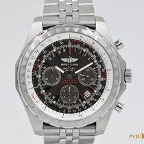 Breitling For Bentley Motors T Chronograph Grey Dial Full Set
