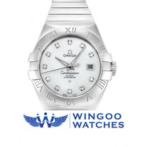 Omega Constellation Co-Axial 31 MM Ref. 12310312055001