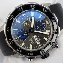 IWC Aquatimer Chronograph J.Y. Cousteau - Box & Papiere...